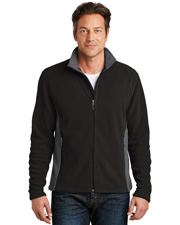 Port Authority F216  ®  Colorblock Value Fleece Jacket. at GotApparel