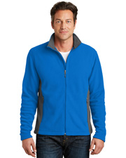 Port Authority F216 Men   Colorblock Value Fleece Jacket at GotApparel