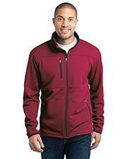 Port Authority TLF222 Men Tall Pique Fleece Jacket at GotApparel