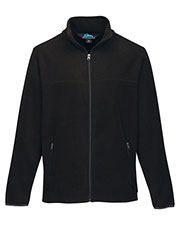 Tri-Mountain F7608 Men Alpine Polar Fleece Jacket With Slash Zippered Pockets at GotApparel