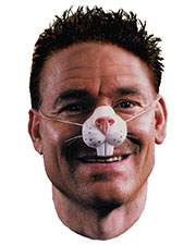 Halloween Costumes FA16 Nose Rabbit with Elastic Band at GotApparel