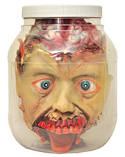 Halloween Costumes FM53282 Head In Jar at GotApparel
