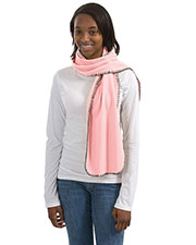 Port Authority FS01 Unisex RTek Fleece Scarf at GotApparel