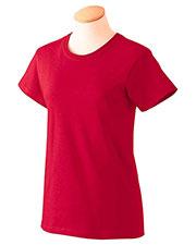 Gildan G200L Women Ultra Cotton 6 oz. T-Shirt at GotApparel