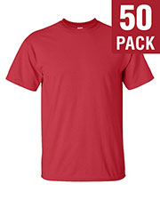 Gildan G200T Unisex Ultra Cotton Tall 6 Oz. Short-Sleeve T-Shirt 50-Pack at GotApparel