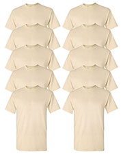 Gildan G200 Men Ultra Cotton 6 Oz. T-Shirt 10-Pack at GotApparel