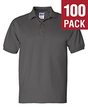 Gildan G280 Men Ultra Cotton 6 Oz. Jersey Polo 100-Pack at GotApparel