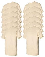 Gildan G500 Men Heavy Cotton 5.3 Oz. T-Shirt 12-Pack at GotApparel