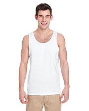 Gildan G520 Men Heavy Cotton Tank Top at GotApparel