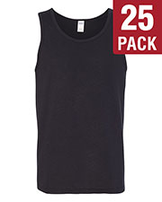 Gildan G520 Men Heavy Cotton Tank Top 25-Pack at GotApparel