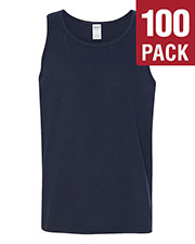 Gildan G520 Men Heavy Cotton Tank Top 100-Pack at GotApparel