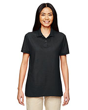 Gildan G728L Women's DryBlend® 6.3 oz. Double Pique Sport Shirt at GotApparel