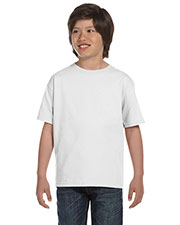 Gildan G800B Boys DryBlend 5.6 oz., 50/50 T-Shirt at GotApparel