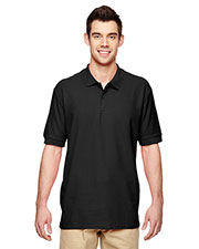 Gildan G828 Adult Premium Cotton 6.5 oz. Double Pique Sport Shirt at GotApparel