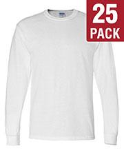 Gildan G840 Men Dryblend 5.6 Oz. 50/50 Long-Sleeve T-Shirt 25-Pack at GotApparel