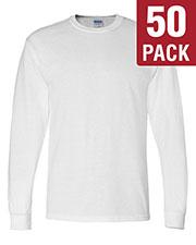 Gildan G840 Men Dryblend 5.6 Oz. 50/50 Long-Sleeve T-Shirt 50-Pack at GotApparel