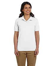 Gildan G948L Women's DryBlend® 6.5 oz. Pique Sport Shirt at GotApparel