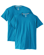 Hanes P4200 Unisex X-Temp Performance T-Shirt 2-Pack at GotApparel