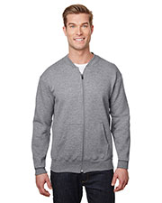 Gildan HF700 Hammer Men  9 oz Fleece Full-Zip Jacket at GotApparel
