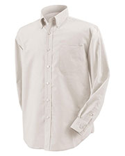 Harvard Square HS600 Men Five Star Performance Long-Sleeve Oxford at GotApparel