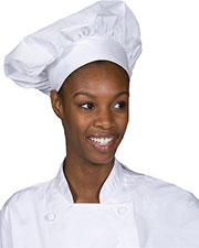 Edwards HT00 Unisex Traditional Chef Hat at GotApparel