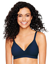 Hanes Ultimate HU08 Women Perfect Coverage ComfortFlex Fit Wirefree Bra at GotApparel