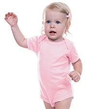 Unisex Infants Lap Shoulder Bodysuit (Same I1P0509) at GotApparel