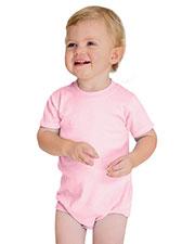 Unisex Infants Scoop Neck Short Sleeve Bodysuit at GotApparel