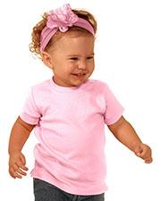 Unisex Infants Snap Shoulder Short Sleeve Top at GotApparel