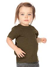 Unisex Infants Scoop Neck Short Sleeve Top at GotApparel