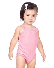 Unisex Infants Scoop Neck Tank Onesie at GotApparel