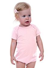 Unisex Infants Lap Shoulder Bodysuit (Same I1C0187) at GotApparel
