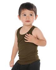 Unisex Infants Beater Tank (Same I2Y0514) at GotApparel