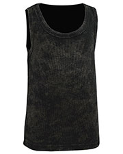 Unisex Infants Vintage Silicon Wash Beater Tank at GotApparel