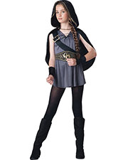 Halloween Costumes IC18047LG Hooded Child Huntress Large at GotApparel