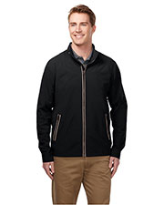 TRI-MOUNTAIN GOLD J5700 Jacket With 100% Nylon W/Water Repellent 600mm Coating at GotApparel