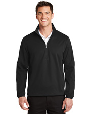 Port Authority J716  ®  Active 1/2-Zip Soft Shell Jacket. at GotApparel