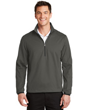 Port Authority J716 Men Active 1/2-Zip Soft Shell Jacket at GotApparel