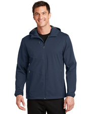 Port Authority J719  ®  Active Hooded Soft Shell Jacket. at GotApparel