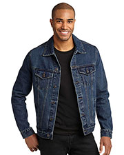 Port Authority J7620 Men Denim Jacket at GotApparel