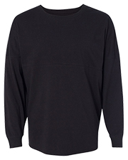 J America J8229  Long Sleeve Game Day Jersey at GotApparel