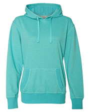 J America J8606  Youth Glitter French Terry Hood at GotApparel