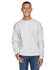 Adult Sport Weave Crew Neck Sweatshirt at GotApparel