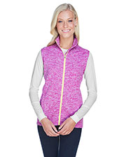 Lasic Cosmic Fleece Vest at GotApparel
