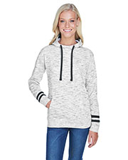 Melange Scuba Neck Sweatshirt at GotApparel