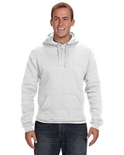 J America JA8824 Men Premium Fleece Pullover Hood at GotApparel