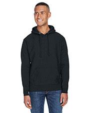 J America JA8846 Men Sport Weave Fleece Hooded Sweatshirt at GotApparel