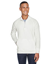 Adult Triblend Fleece Quarter-Zip at GotApparel