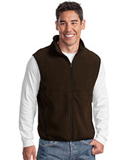 Port Authority JP79 Men RTek Fleece Vest at GotApparel