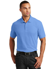 Port Authority K100  ® Core Classic Pique Polo. . at GotApparel